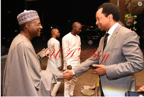APC is full of crocodiles and sharks, Shehu Sani warns Yuguda