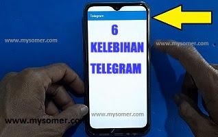 6 FITUR KELEBIHAN TELEGRAM PERLU DI KETAHUI PENGGUNA, Fitur Keren Dan Fitur Keunggulan Telegram