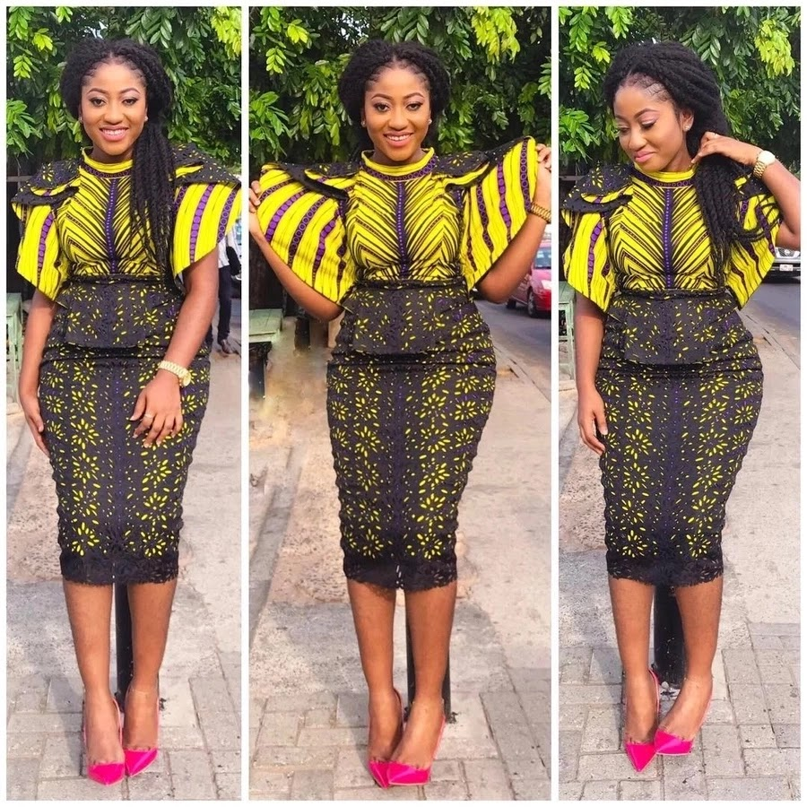 Checkout These Latest Ankara Styles For Weddings 2018 Welcome To