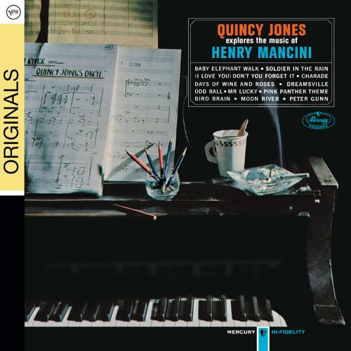 Quincy Jones explores the music of Henry Mancini verve 1964
