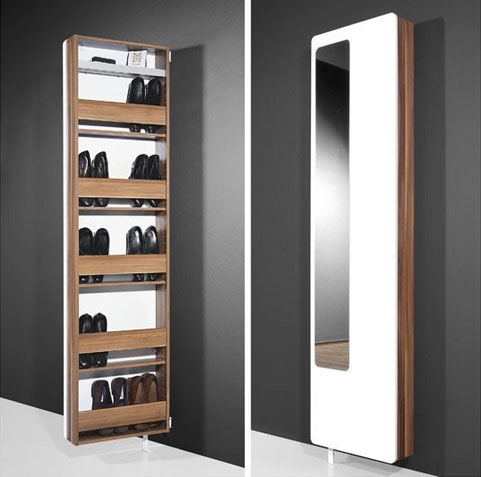 margaret-cooter: Shoe storage