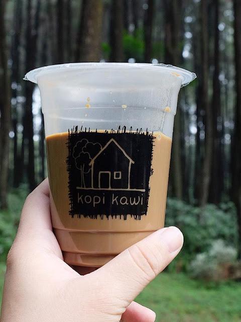 Kopi Kawi, Tempat Ngopi Paling Hit di Jakarta