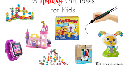 25 Holiday Gift Ideas For Kids