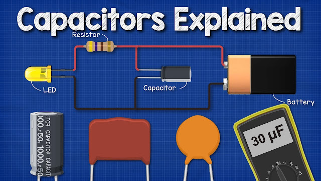 Capacitors Explained