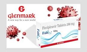 भारत में कोरोनोवायरस उपचार के लिए ग्लेनमार्क के फैबीफ्लू को मंजूरी दी गई, इसकी कीमत 103 रुपये प्रति टैबलेट है. - Vapi Media News