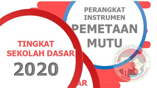 Download Instrumen Kuesioner PMP 2020 / 2021 SD SMP SMA SMK