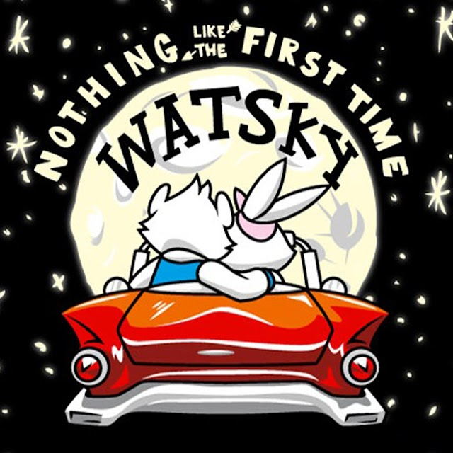 """Listen to """"Nothing Like the First Time"""" album by George Watsky on Bandcamp"""