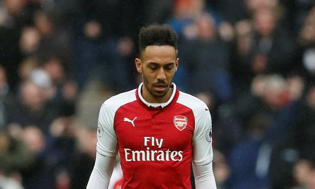 "MASSIVE Boost: Aubameyang and Lacazette to start against Stoke City - "" Sky Sports """