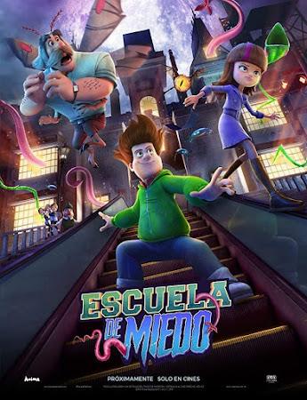 Escuela de Miedo [2020] [DVDR4] [Latino]