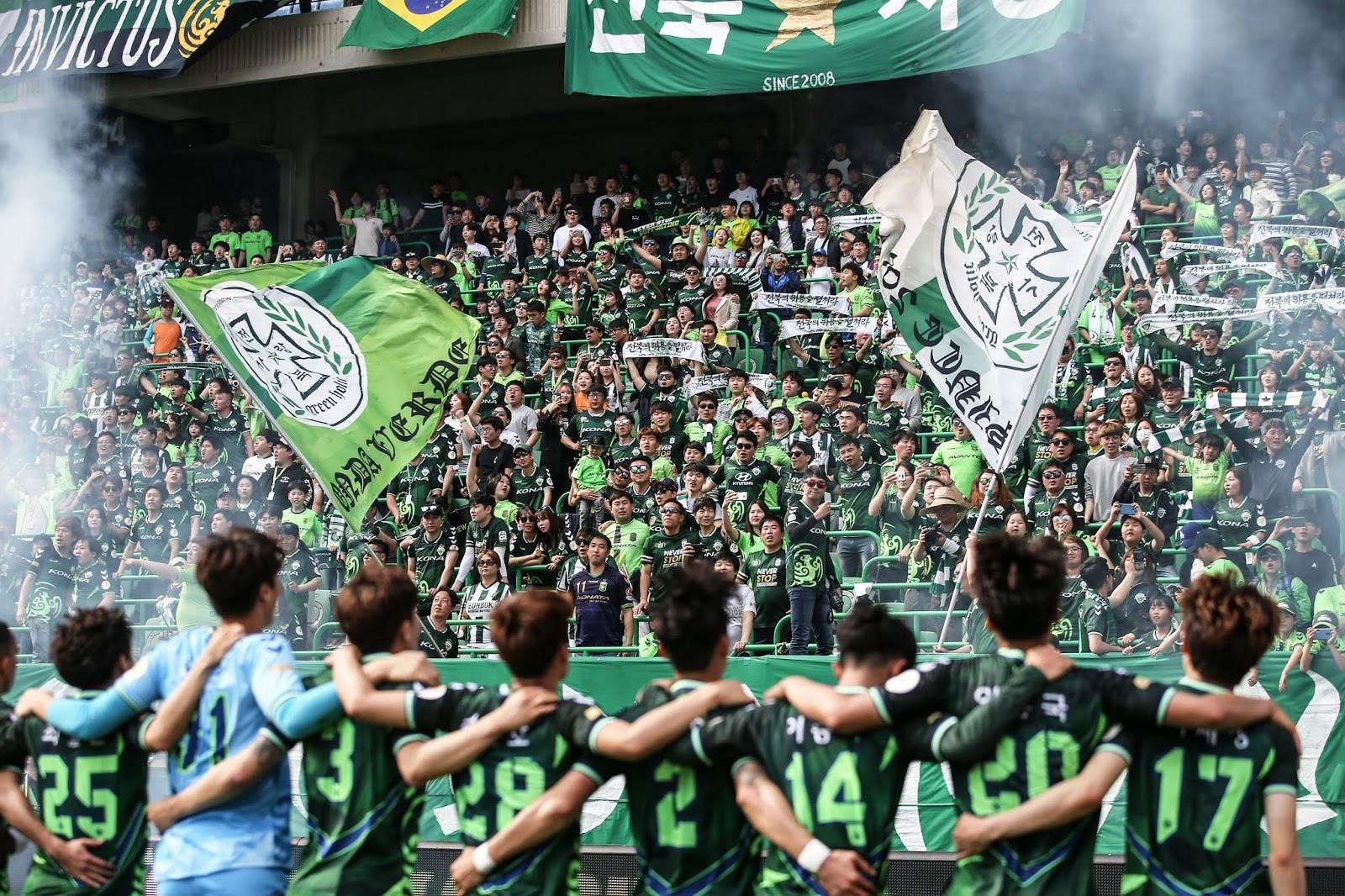 2019 K League 1 Fixtures