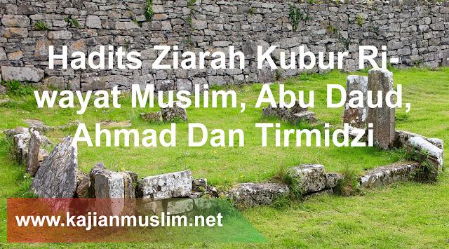 Hadits Ziarah Kubur