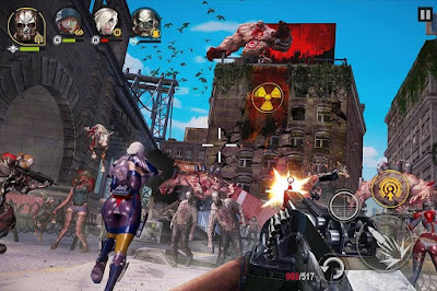 Dead Warfare Zombie V2.13.46 MOD APK – MERMİ HİLELİ