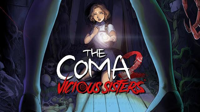 The Coma 2: Vicious Sisters chegará ao Switch em 19 de junho