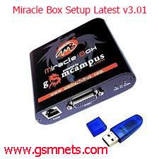 Miracle Box Latest Setup v3.04