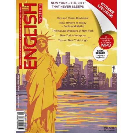 English Matter wydanie specjalne 19/2016