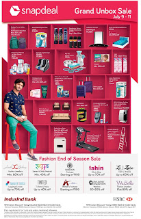 snapdeal ad