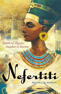 Book cover of Nefertiti by Michelle Moran