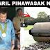 WATCH | PRES. DUTERTE PINAWASAK ANG MGA ARMAS NG MGA REBELDENG GRUPO!