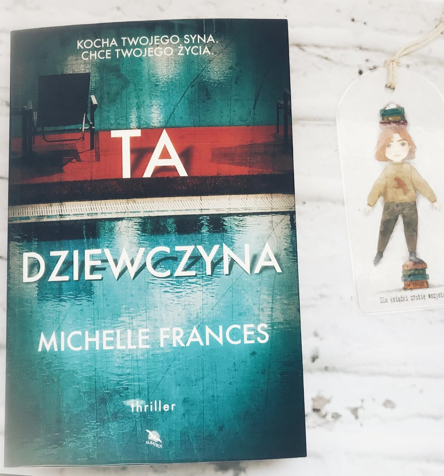Ta dziewczyna Michelle Frances – recenzja