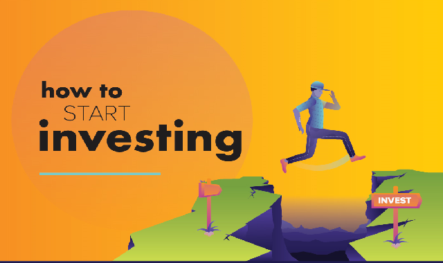 How to Start Investing: A Simple Guide #infographic