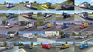 AI Traffic Pack 2.8
