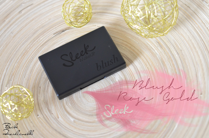 Sleek Blush Rose Gold Produktbild