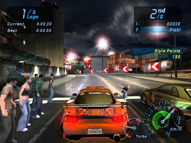 Need for Speed Underground EA Games Free Download 100% Working