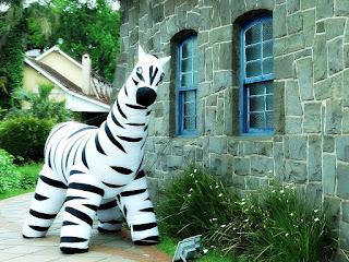 'A Zebra' e A Casa de Pedra, em Canela