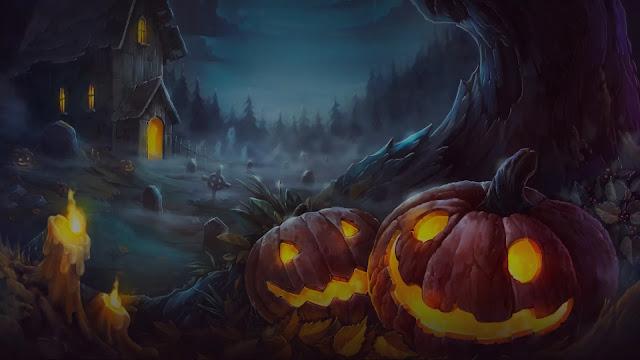 Promoção Halloween na Gearbest