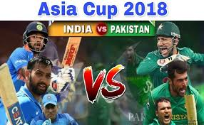 Ind vs Pak Asia Cup 2018