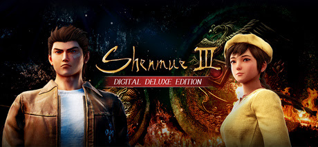 Shenmue III Deluxe Edition-GOG