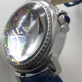 RitmoLatino リトモラティーノ モザイコ ドーム イタリア ミラノ 時計