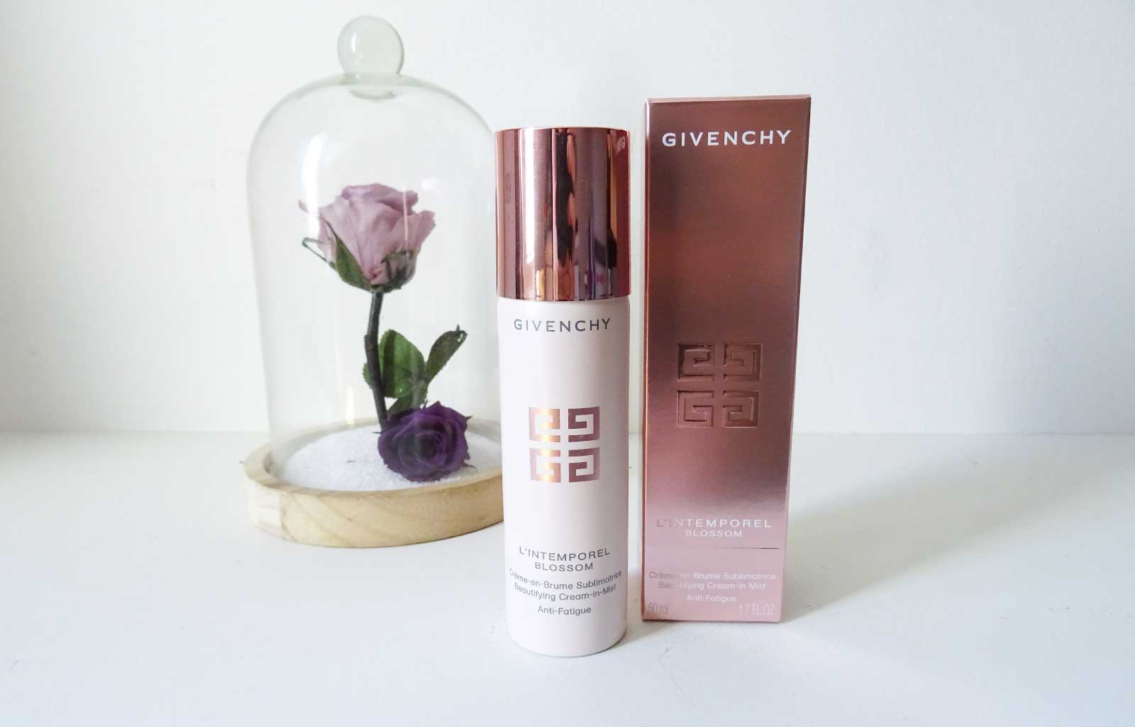 Crème-en-Brume sublimatrice anti-fatigue Givenchy