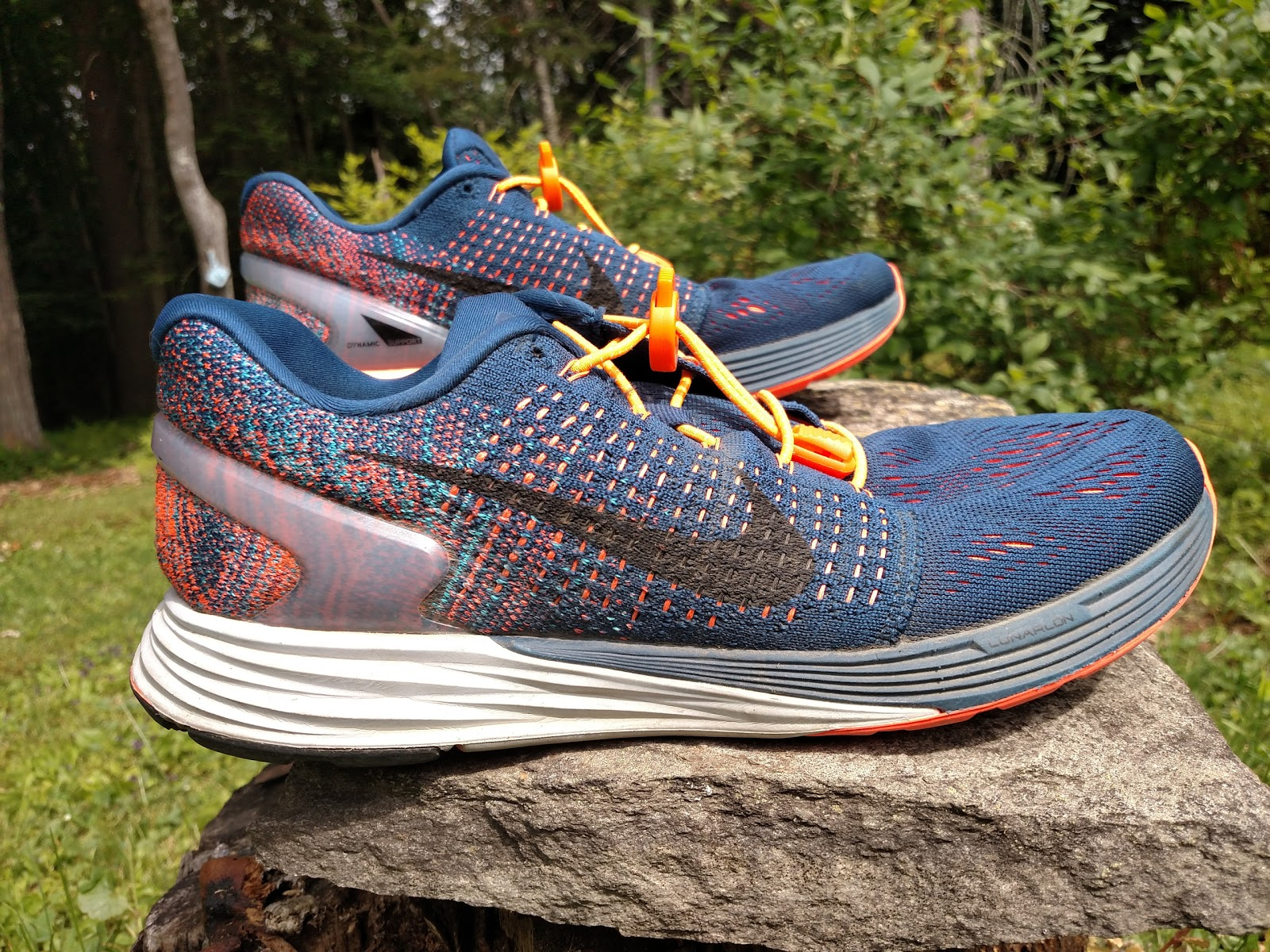 Nike LunarGlide 7 Men's Running Shoes Black/Anthracite/Cool