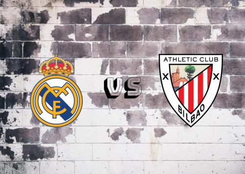 Real Madrid vs Athletic Club  Resumen y Partido Completo