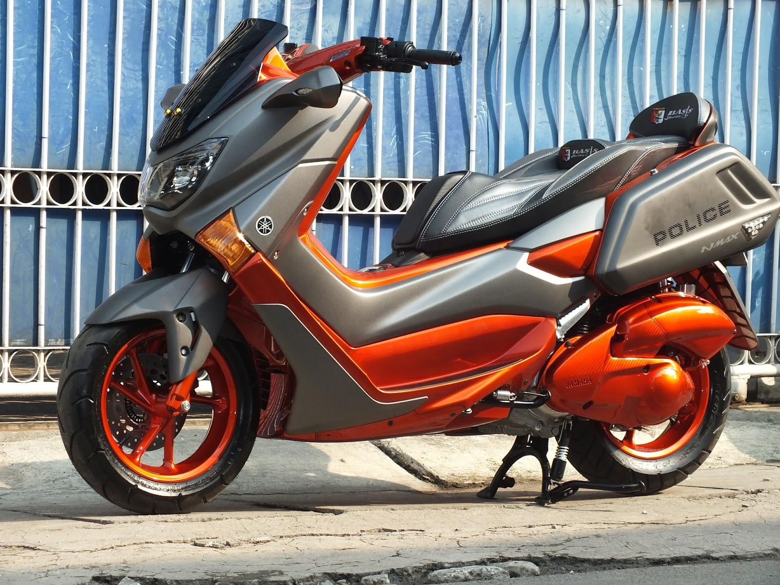 Tempat Modifikasi Motor Vario 150 Di Bandung Galeri Motor Vario
