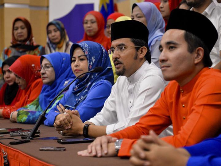 Ketua Pemuda, Wanita Puteri UMNO Baru