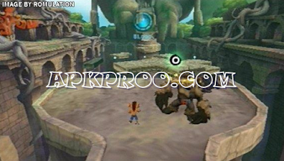 Download Game Crash Of The Titans PPSSPP ISO Ukuran Kecil For Android