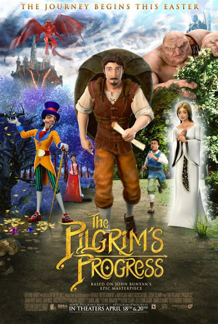The Pilgrim's Progress Animated tale of a man obsessed with finding truth and escaping a city's destruction who encounters hardships, does and victory in his faith journey.