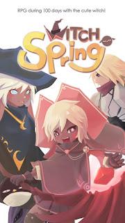 Download Game Android Gratis WitchSpring (Premium) apk
