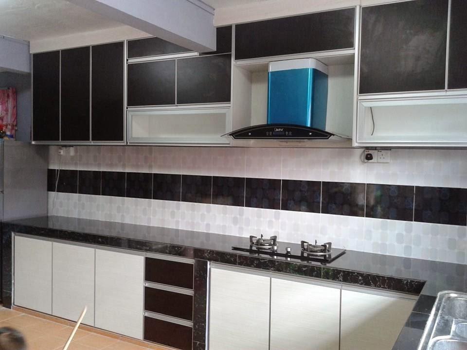 Aku Tempah Kabinet Tu Kt Kedai Home Kitchen Kat Gua Musang Jer Pilih Jenis Fomica Murah Ckit Wat Simple Ikut Kemampuan La