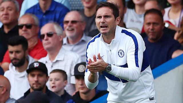 Frank Lampard Chelsea FC