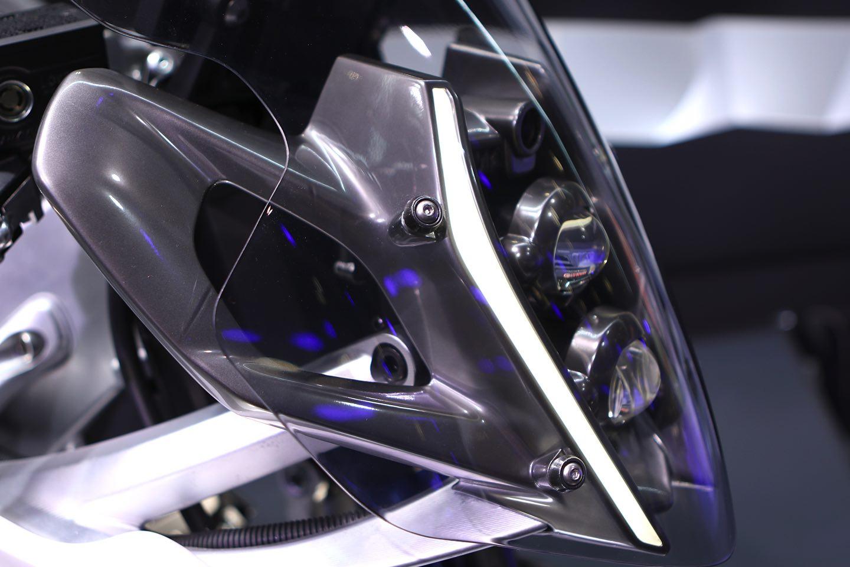 Tampilan Motor Listrik Yamaha Terbaru