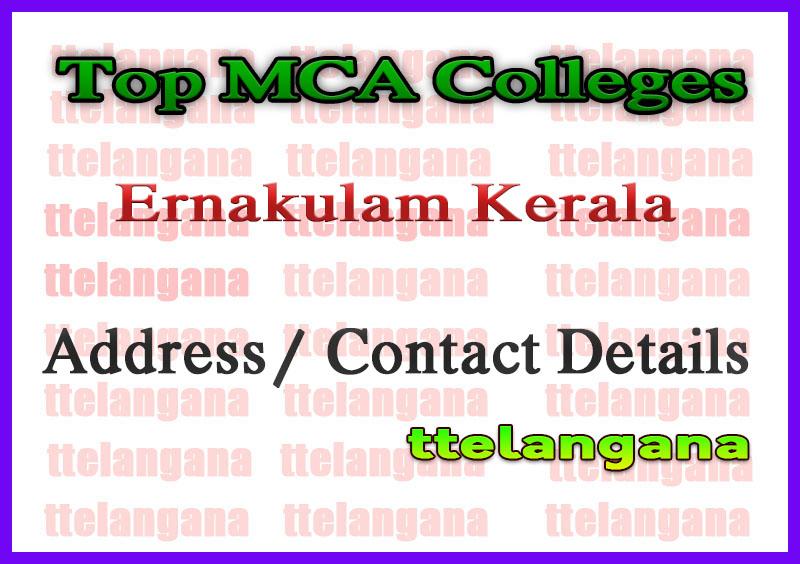 Top MCA Institutes in Ernakulam Kerala