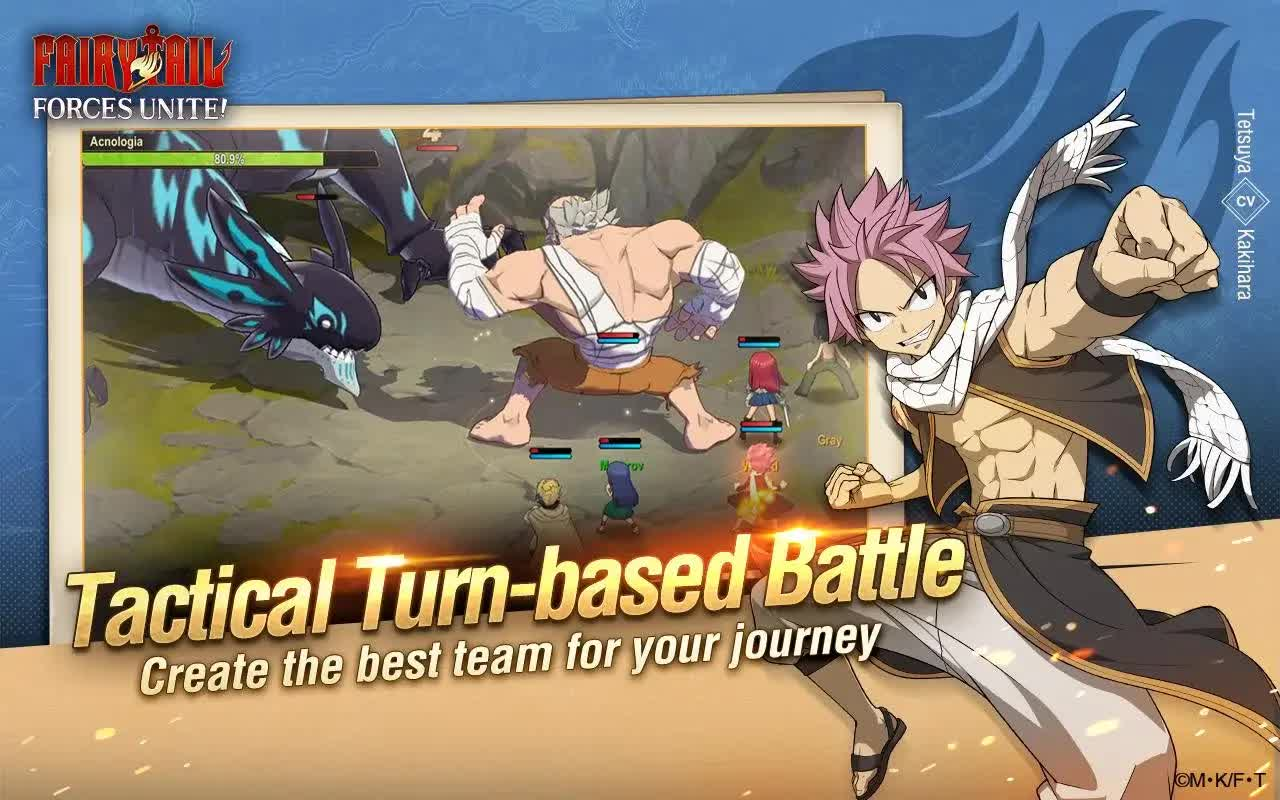 FAIRY TAIL Forces Unite! - global