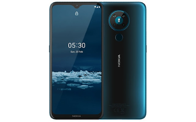 Nokia 5.3 Color Price in Nepal