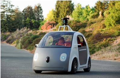 Google Shows Off Prototype Autonomous Car