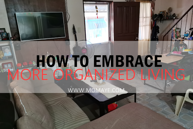How To Embrace More Organized Living