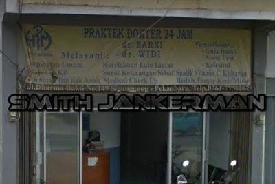 Lowongan Klinik Pratama Dr Sarni Pekanbaru September 2019