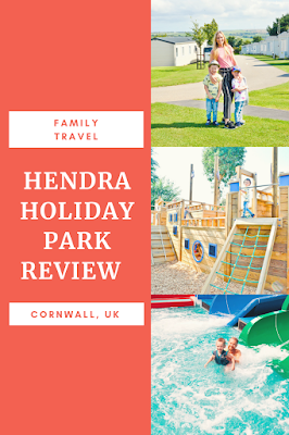 hendra holiday park review, family holiday cornwall uk